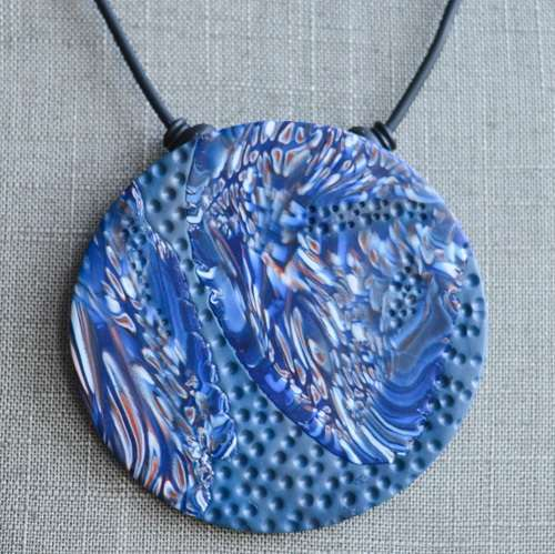 theasmartthenry.co.uk blue wave layered disc