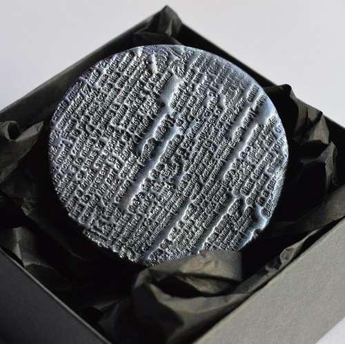 theasmartthenry.co.uk silver nebular disc brooch(1)